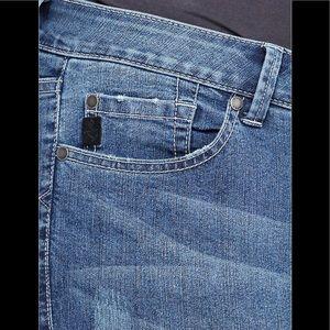 torrid Jeans - TORRID Cropped Skinny Jean - Medium Wash